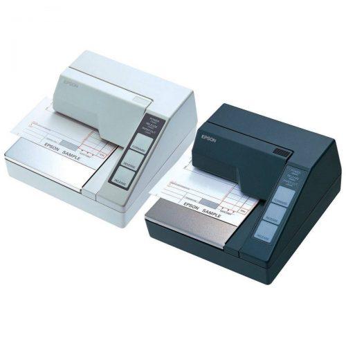Impressoras de validação