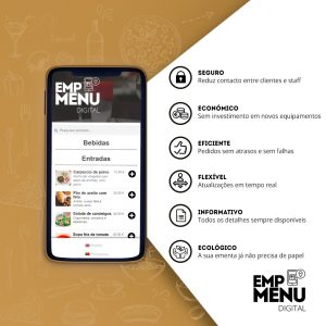 menu digital em braga