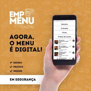 menu digital braga